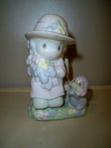 SALT AND PEPPER SHAKER-PRECIOUS MOMENTS Edmonton Edmonton Area image 1