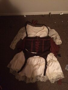 Steampunk costume needs to go!!