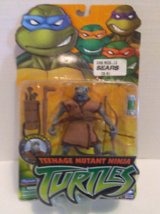 2003 TEENAGE MUTANT NINJA TURTLES SPLINTER FIGURE TMNT