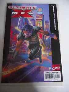 Ultimate X-Men #1-50 (straight run 50 issues) FN-VF/NM
