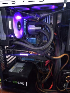 AMD FX8320e + M5A97 R2.0 with 8GB of RAM 1866mhz