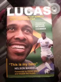 Lucas radebe autobiography