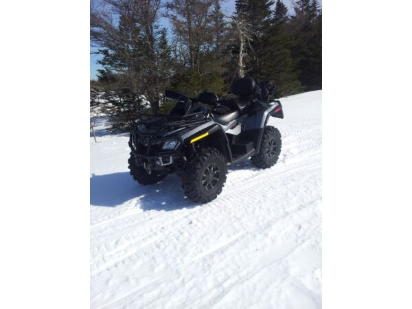 Used 2011 Can-Am Outlander Max-XTP