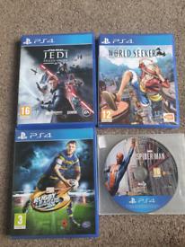 PS4 Big Games Read Description PS5 Games