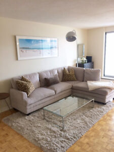 1 bedroom apartment for sublet from May - August.