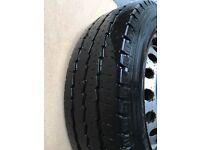 195 65 16 traffic vivaro wheel and tyre