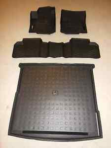 2016 - 2017 Mercedes Benz GLE - Original mats (complete set)
