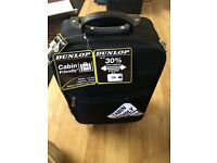 Dunlop cabin friendly luggage bag
