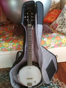 Right handed GT banjo mint condition