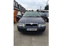 2001 Scoda Octavia laurin+klement 2.0 20V automatic spares/repairs