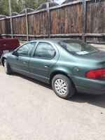 1997 Plymouth Breeze $1750 OBO
