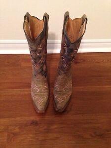 Circle G Cowboy Boots  Kitchener / Waterloo Kitchener Area image 3