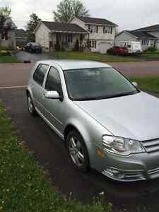 2008 Volkswagen Golf City Hatchback