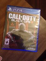 Call of duty black ops 3 brand new sealed