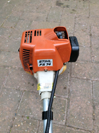 Sthil petrol strimmer in good working order