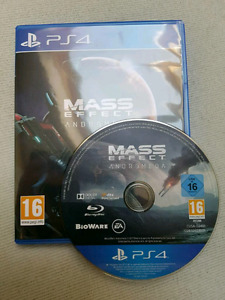Mass effect Andromeda for ps4.. Sale/trade