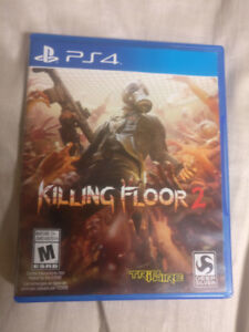 Killing Floor 2 - PS4 (For Trade or Sale)