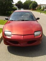 1996 Pontiac Sunfire Berline