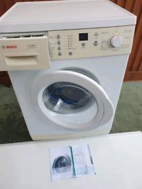 Excellent/super clean Bosch 7kg A+++ Washing Machine. Delivery