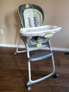 High Chair - Ingenuity 3-in-1  Good Condition