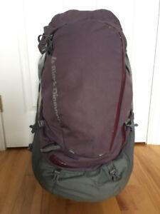 Backpack - Women's Black Diamond Onyx 55