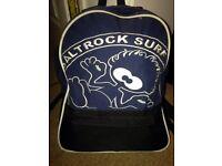 Salt rock backpack