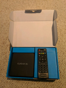 Carbon 3S Android box 4K