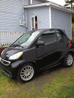 2013 Smart Fortwo Convertible