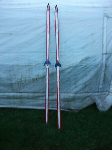 FISHER ' EUROPA' CROSS COUNTRY SKIS