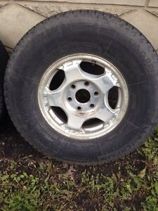 Truck tires Mags chev