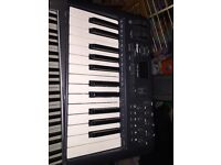 M-Audio Oxygen 25 usb keyboard