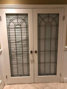 French Doors With Glass Inserts
