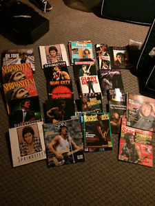Springsteen Book and Magazines