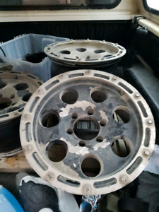 """17"""" Rims great for Winter tires x4 - fit Tacoma"""