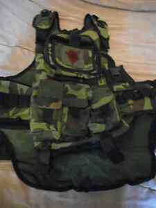 paintball vest could be used for hunting