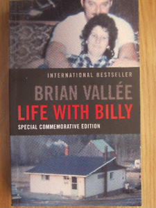 LIFE WITH BILLY by Brian Vallee – 2008 (Signed)