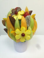 Creating Fruit Bouquets