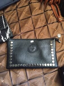 Tory Burch Clutch Leather - NEW