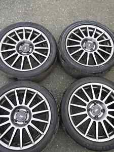 "*NEW PRICE* 17"" Ford Rims w/Sensors and Tires St. John's Newfoundland image 1"