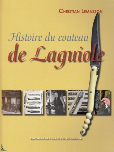 History of the Laguiole knife, French book