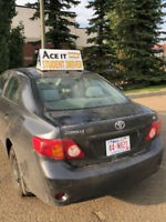 Driving Lessons - Best Rates in the City