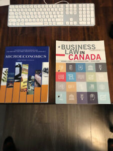 BCIT Textbooks for 2019