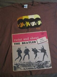 T-shirts:Vintage from Rock bands