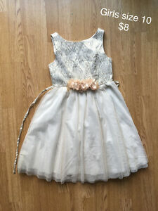 Gorjs dresses size 8 and 10