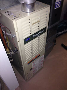 arrier WeatherMaker 8000 Natural Gas Furnace