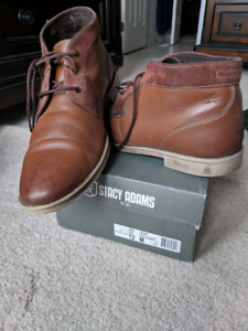 stacey adams mens dress shoes size 12