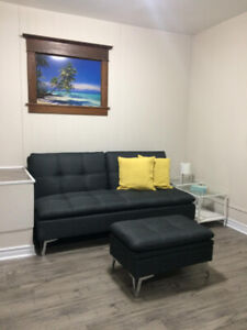 2 BR Furnished Apt in Niagara Falls- Short Term Only