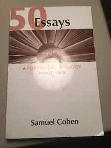 50 Essays - A Portable Anthology 3rd Edition