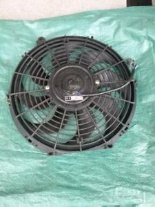 Electric Fan & Shroud