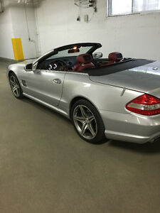 2012 Mercedes-Benz SL-Class SL 550 Grand Edition Convertible
